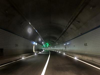 东联隧道智能灯引导系统